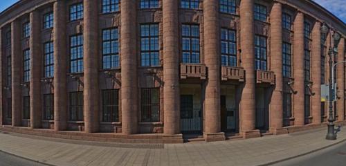 Панорама министерства, ведомства, государственные службы — Главное управление Министерства Юстиции РФ по Санкт-Петербургу — Санкт-Петербург, фото №1