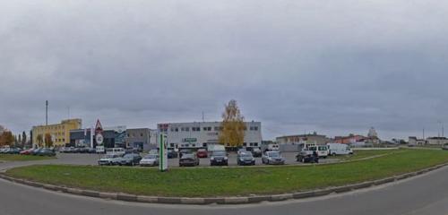 Панорама автосервис, автотехцентр — Skoda — Могилёв, фото №1