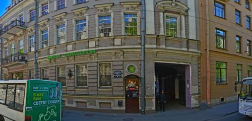 Панорама юридические услуги — Юридический центр Сиан — Санкт-Петербург, фото №1