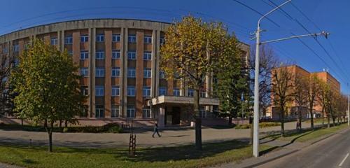 Панорама колледж — Архитектурно-строительный колледж в составе МОУВО Белорусско-Российский университет — Могилёв, фото №1