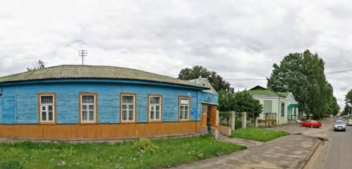 Панорама платёжный терминал — Белпочта, терминал — Могилёв, фото №1