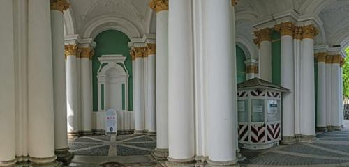 Панорама музей — Государственный Эрмитаж — Санкт-Петербург, фото №1