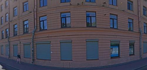 Панорама контейнеры — Компания С. П. Т. А. — Санкт-Петербург, фото №1
