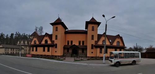 Панорама готель — Готельно-ресторанний комплекс Краків — Київ, фото №1