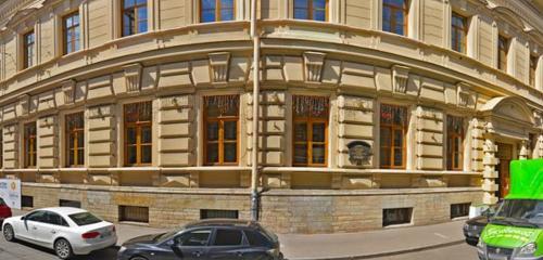Панорама безопасность труда — Балтийский институт охраны труда — Санкт-Петербург, фото №1