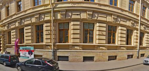 Панорама школа танцев — Школа студия современного танца MBStudio — Санкт-Петербург, фото №1