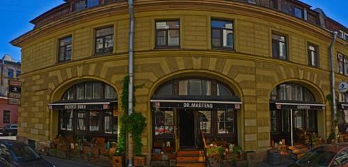 Панорама магазин обуви — Fab Store — Санкт-Петербург, фото №1