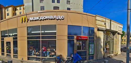 Панорама кафе — Сладкоежка — Санкт-Петербург, фото №1