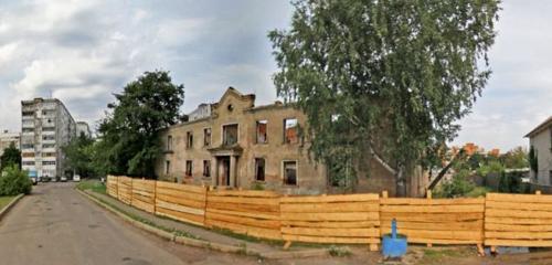 Панорама двери — Пластиковые двери Оплот — Могилёв, фото №1