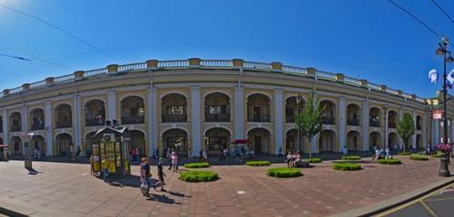 Panorama shopping mall — Suuri Gostinyi Dvor — Saint Petersburg, photo 1