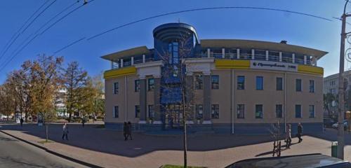 Панорама банк — Приорбанк — Могилёв, фото №1