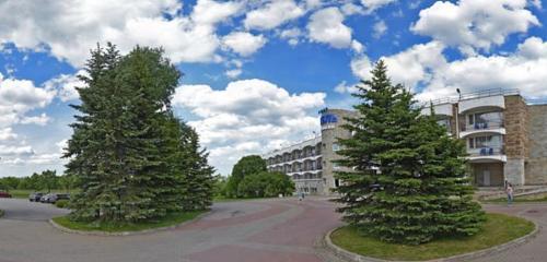 Панорама гостиница — Парк-Отель Пушкин — Пушкин, фото №1