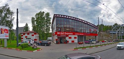 Панорама автосервис, автотехцентр — WinAuto-Express — Санкт-Петербург, фото №1