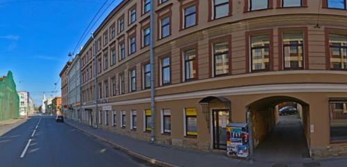 Панорама типография — Типография Процвет — Санкт-Петербург, фото №1