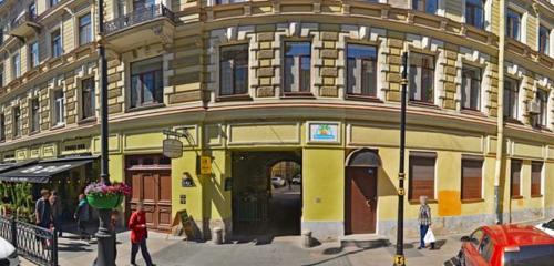 Панорама ресторан — Noir Project — Санкт‑Петербург, фото №1