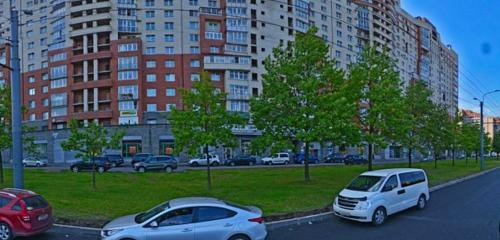 Панорама салон красоты — Салон красоты Victoria — Санкт-Петербург, фото №1