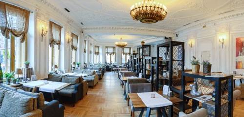 Панорама ресторан — Chateau Vintage — Санкт-Петербург, фото №1