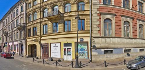 Панорама салон красоты — Chin-chin beauty bar — Санкт-Петербург, фото №1