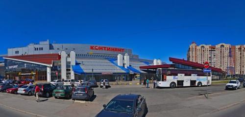 Панорама торговий центр — Континент — Санкт‑Петербург, фото №1