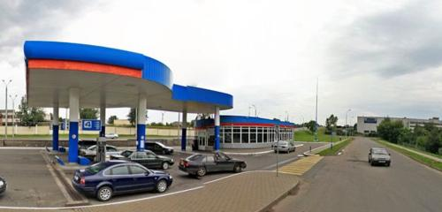 Панорама АЗС — Роснефть — Могилёв, фото №1