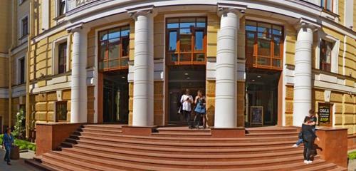 Панорама визовые центры иностранных государств — Визовый центр Испании — Санкт-Петербург, фото №1