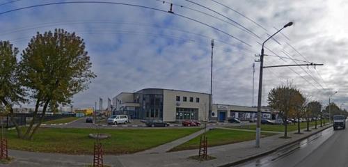 Панорама автосалон — АвтоТраст — Могилёв, фото №1