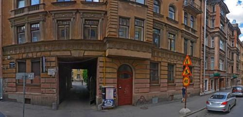 Панорама декоративные покрытия — Центр декоративных штукатурок Ray Art — Санкт-Петербург, фото №1