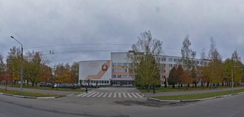 Панорама ВУЗ — Могилёвский институт министерства внутренних дел Республики Беларусь — Могилёв, фото №1