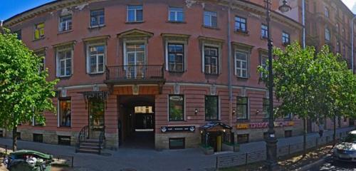 Панорама парикмахерская — Салон красоты Pure Hair — Санкт-Петербург, фото №1