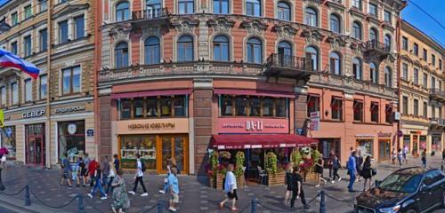 Панорама ресторан — Мама на Даче — Санкт‑Петербург, фото №1