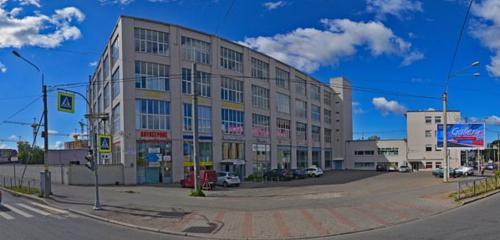 Панорама деревообрабатывающее оборудование — ТД Альянс Форест — Санкт-Петербург, фото №1