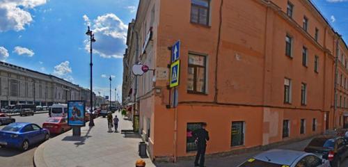 Панорама кафе — Свелто — Санкт‑Петербург, фото №1
