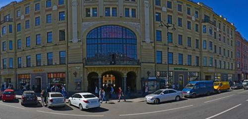 Панорама экскурсии — Парус — Санкт-Петербург, фото №1