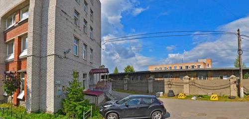 Панорама логистическая компания — Байкал-Сервис — Санкт-Петербург, фото №1