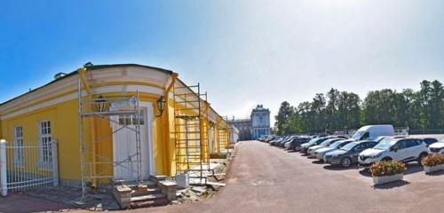 Панорама гостиница — Екатерина — Пушкин, фото №1