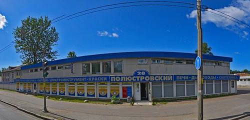 Панорама металлообрабатывающее оборудование — Ленстроймаркет — Санкт-Петербург, фото №1