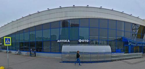 Панорама продуктовый гипермаркет — Лента — Санкт-Петербург, фото №1