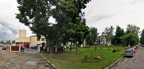 Панорама служба спасения — Пожарная аварийно-спасательная часть № 3 — Могилёв, фото №1