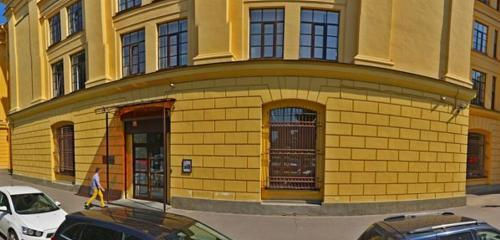 Панорама двери — ГК СТС — Санкт-Петербург, фото №1