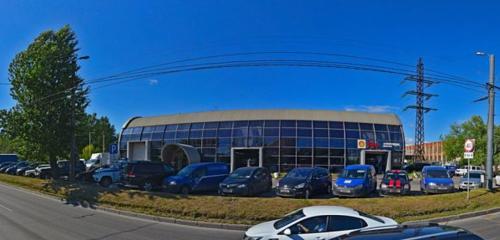 Панорама автосервис, автотехцентр — Бош Авто Сервис Эксперт — Санкт-Петербург, фото №1
