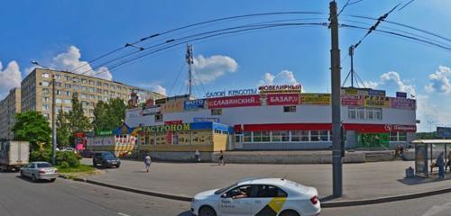 Панорама шафи-купе — Купе Porte — Санкт‑Петербург, фото №1