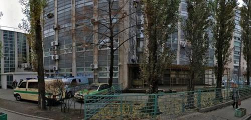 Панорама ВНЗ — Інститут транспорту нафти — Київ, фото №1