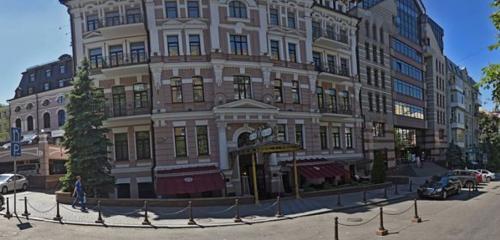 Панорама готель — Готель Опера — Київ, фото №1