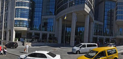 Панорама готель — Готель Hilton Kyiv — Київ, фото №1