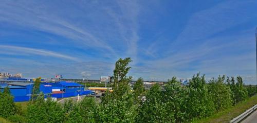 Панорама АЗС — Shell — Санкт-Петербург и Ленинградская область, фото №1