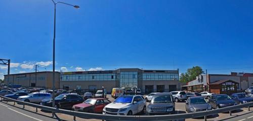 Панорама автосервис, автотехцентр — АвтоТеорема — Санкт-Петербург и Ленинградская область, фото №1