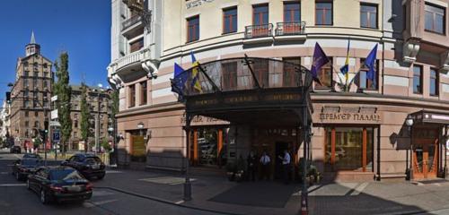 Панорама готель — Готель Premier Palace — Київ, фото №1