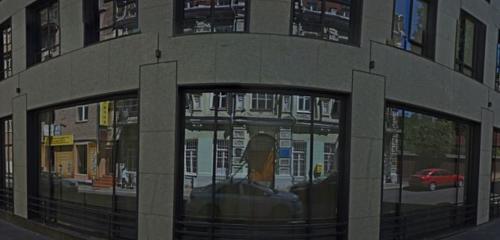 Panorama hairdressers — Muzhskaya parikmakherskaya Aldo barbers barbershop — Kyiv, photo 1