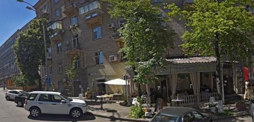 Панорама кафе — Кафе Arbequina — Київ, фото №1