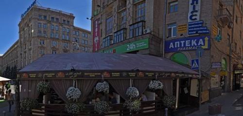 Панорама суші-бар — Сушия — Київ, фото №1